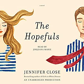 The Hopefuls audiobook cover art