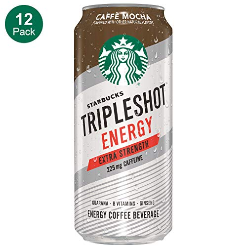 Starbucks, Tripleshot, Cafe Mocha, 15 fl oz. cans (12 Pack)