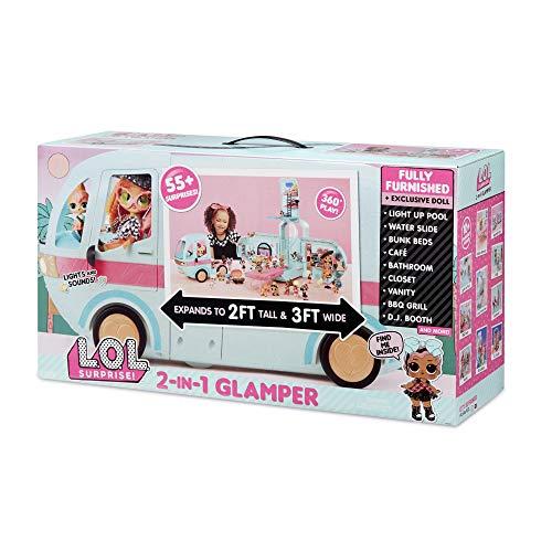 Giochi Preziosi - L.O.L. Surprise!, Glamper - Veicolo per Bambole...
