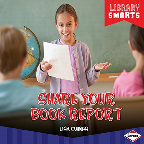 Share Your Book Report copertina
