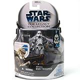 Imperial EVO Trooper GH04 - Star Wars Saga Legends The Legacy Collection por Hasbro