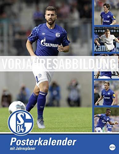 Schalke 04 Posterkalender Kalender 2021
