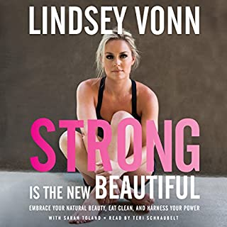 Strong Is the New Beautiful cover art