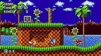 Sonic Mania Plus - Nintendo Switch [Importación italiana]