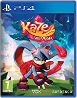 Kaze and The Wild Masks (PS4) (輸入版)