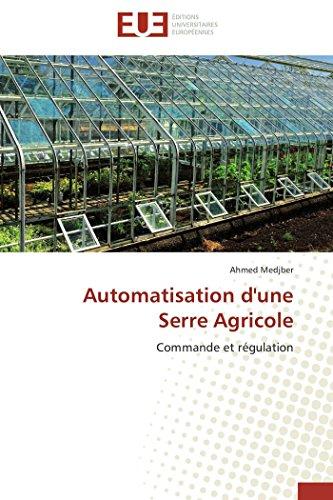 Automatisation d'une serre agricole