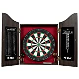Rally and Roar Dartboard with Cabinet, 6...