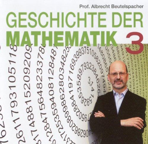 Geschichte der Mathematik 3 Titelbild
