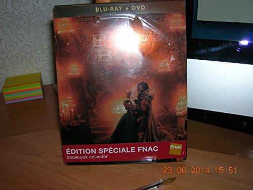 Die Schöne und das Biest - Exklusiv Limited FNAC Steelbook Collector Edition (La Belle Et La Bete) - DVD - Blu-ray