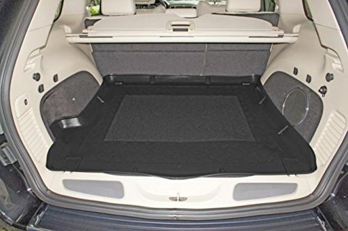 Kofferraumwanne mit Anti-Rutsch passend für Jeep Grand Cherokee IV 10/2010-