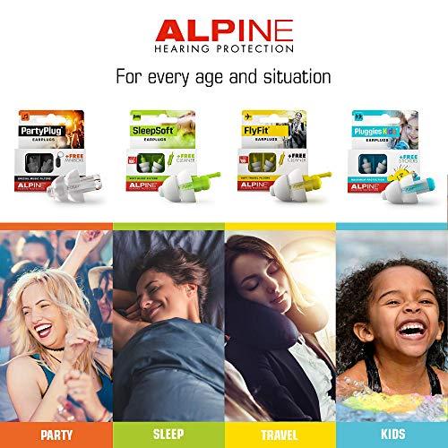 Alpine MusicSafe Pro Gehörschutz Ohrstöpsel für Musiker - 6