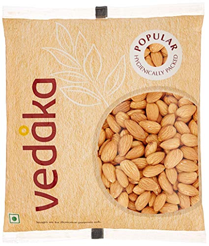 Vedaka Popular Whole Almonds, 500g 3