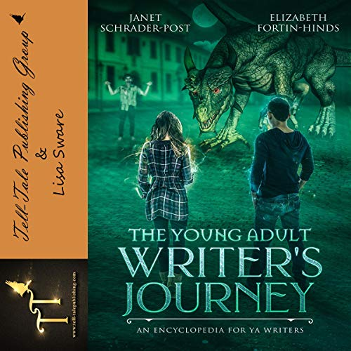 The Young Adult Writer's Journey audiobook cover art