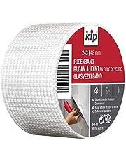 Kip Tape 243-03 - Cinta de sellado de fibra de vidrio para encolar juntas, 48 mm x 20 m