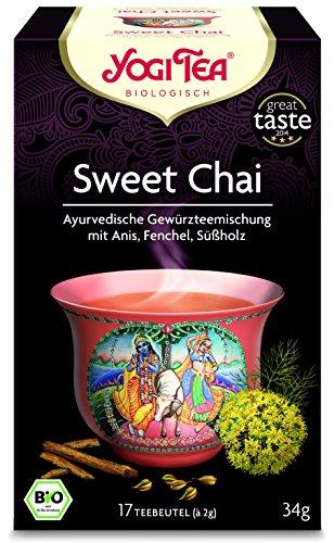 10 x Yogi Tee BIO Sweet Chai (=10er Pack)