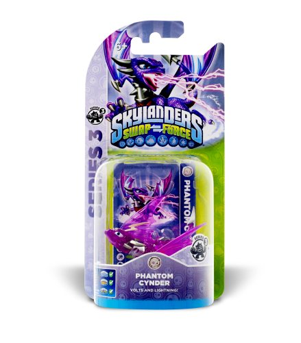 Skylanders Swap Force - Single Character - New Core - Cynder