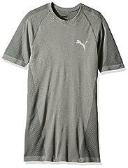 Puma Camiseta de Manga Corta Evoknit Better para Hombre