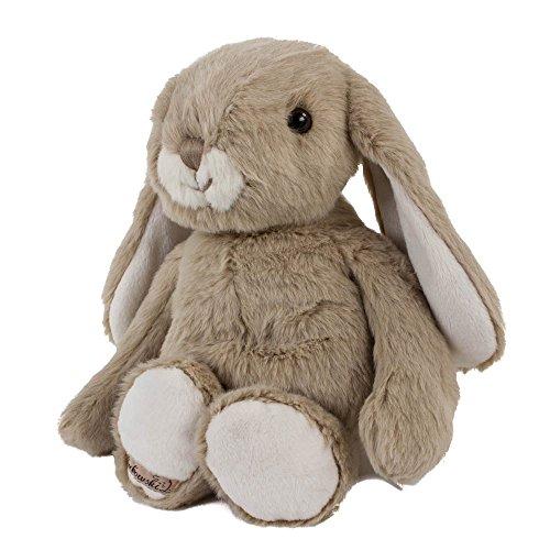 Kuscheltier Hase, Kanini, 26 cm, taupe, Plüschhase