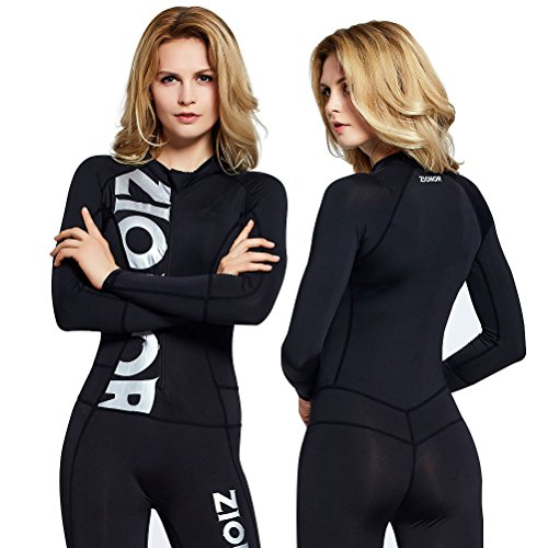 Zionor Full Body Rash Guard