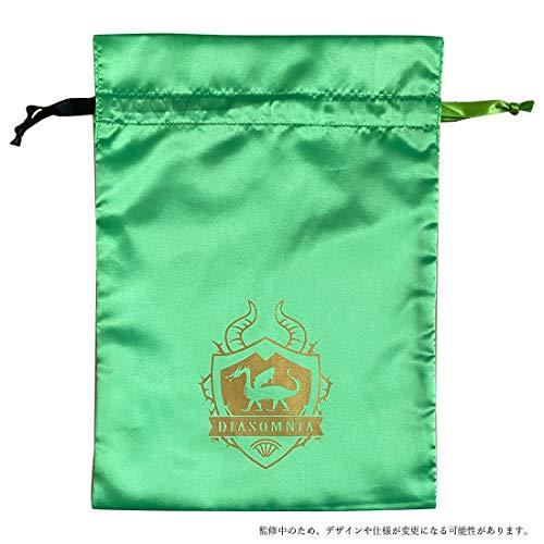 【予約販売】ツイステッドワンダーランド サテン巾着 ディアソムニア APDS5500_0