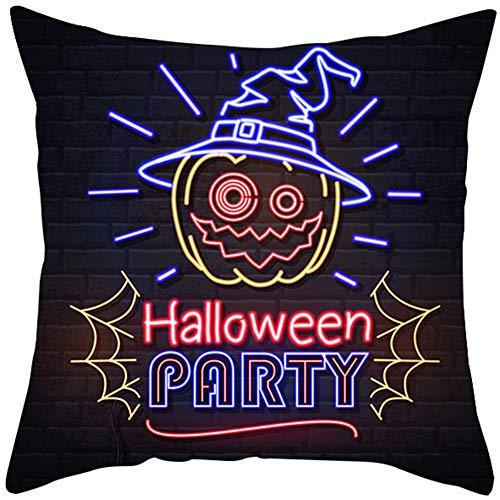 KAIKUN outdoor cushions for garden furniture outdoor cushions continental pillowcases pumpkin decorations pillowcase protectors cushion covers 18x18 45x45,2