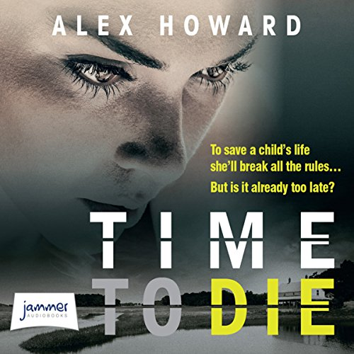 Time to Die audiobook cover art