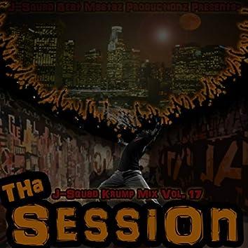 J-Squad Krump Mix, Vol. 17: Tha Session
