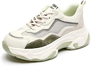 XL_nsxiezi Calzado Deportivo para Mujer