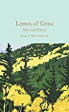 Leaves of Grass: Selected Poems (Macmillan Collector's Library, Band 186) - Walt Whitman
