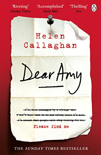 Dear Amy: The Sunday Times Bestselling Psychological Thriller (English Edition)
