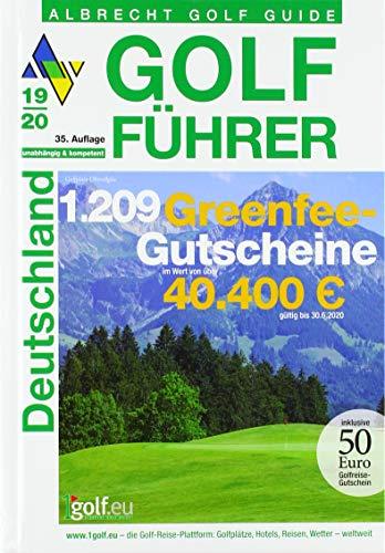 Albrecht, O: Albrecht Golf Führer Deutschland 19/20 inklusiv