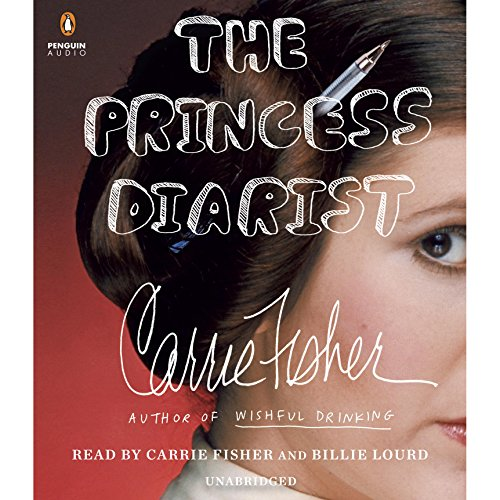 The Princess Diarist audiobook cover art