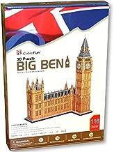 CubicFun MC087H Big Ben Puzzle