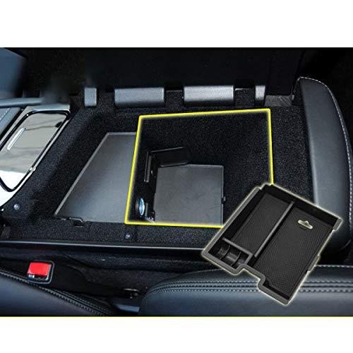 Tonyzhou Co.,ltd Auto Zentralarmlehne Aufbewahrungsbox Konsole Armlehnenablage Halter Fall Palle Dekoration, für Cadillac Cts