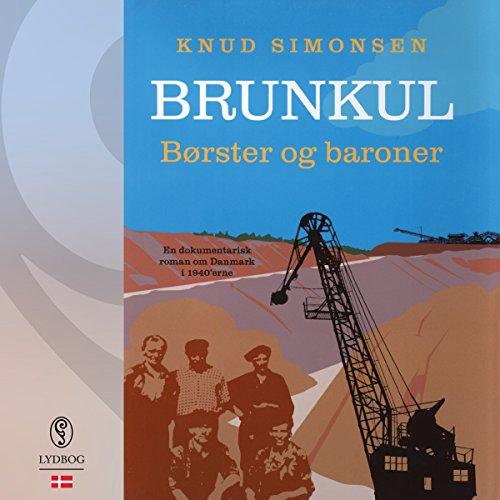 Brunkul (Danish Edition) audiobook cover art