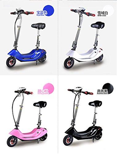 Scooter elettrico pieghevole mini 24V 12AH 300W per le biciclette delle donne e dei bambini