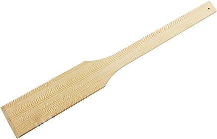 Thaweesuk Shop Wood Utensils Mixing Paddle Oak 36