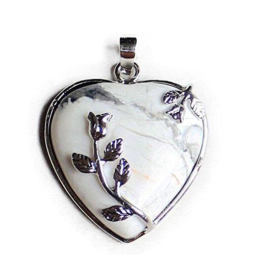 Aituo 1 st Natuurlijke Kristal Reiki Stapel Edelsteen Healing Chakra Hanger Pendulum voor Ketting DIY Sieraden Maken