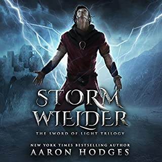 Stormwielder cover art