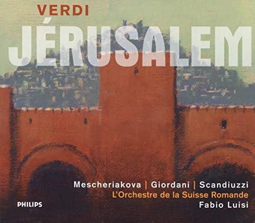Marina Mescheriakova, Marcello Giordani, Roberto Scandiuzzi, Choeur Du Grand Theatre De Geneve, L'Orchestre de la Suisse Romande & Fabio Luisi