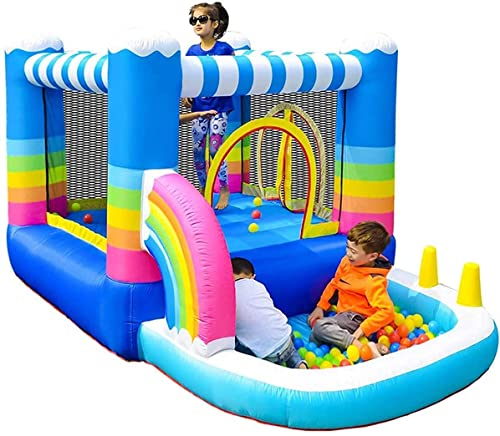 MEIOUKA Kids Inflatable Bounce House Jumper
