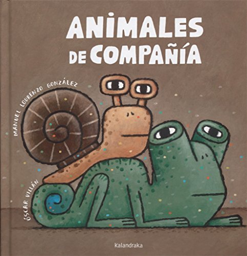 Animales de compañía (libros para soñar)