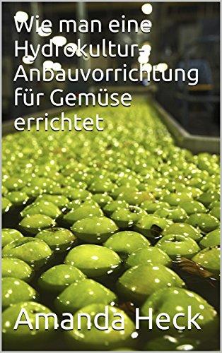 Wie man eine Hydrokultur-Anbauvorrichtung für Gemüse errichtet