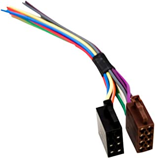 Jensen 31100110 Power/Speaker Harness For use with Jensen JRV210 Mobile Audio System and JRV212T Touch Panel Mobile Audio and Observation System