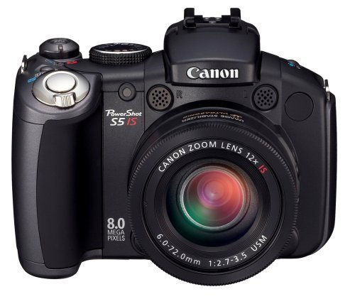 Cannon PowerShot S5IS