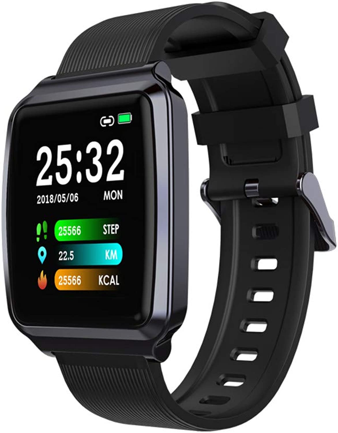 Fitness Tracker, 1.3  color Screen Fitness Watch,Sport Tracker IP67 Waterproof for Heart Rate with Blood Pressure and Activity Tracker.