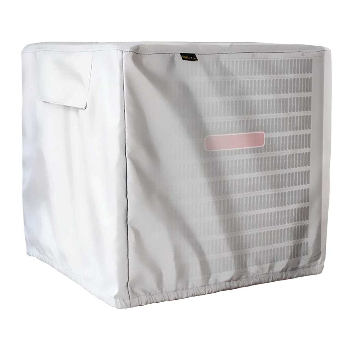 Mr.You Winter Air Conditioner Cover - AC Cover Outdoor Protection - Heavy Duty Waterproof All Weather Protection (D32W35H40in,Oxford Fabric)