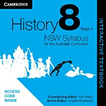 History NSW Syllabus for the Australian Curriculum Year 8 Stage 4 Interactive Textbook