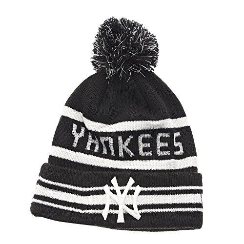 New Era - Bonnet Homme New York Yankees Fash Jake - Glow in the dark - Black / White
