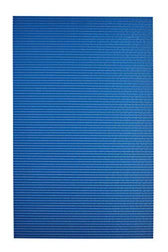 RIDDER Schaummatte Standard blau 65x200 cm